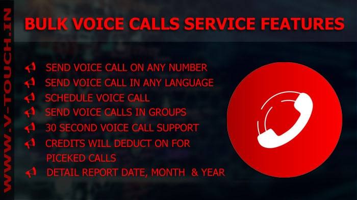 Bulk Voice SMS Call Service in Pune