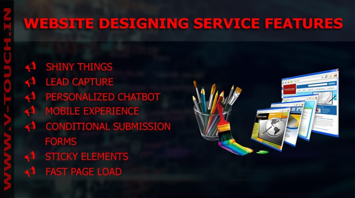 Website Designing Service in United States